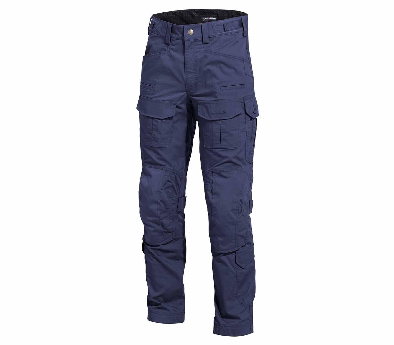 Pantalones Tacticos Pentagon Wolf Azul Medianoche