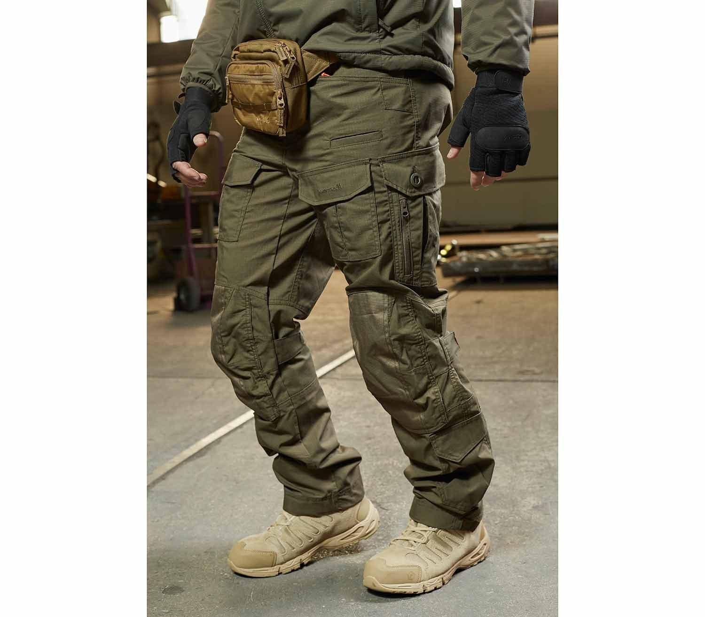 Pantalones Tacticos Pentagon Wolf De Combate Lobo Tactical