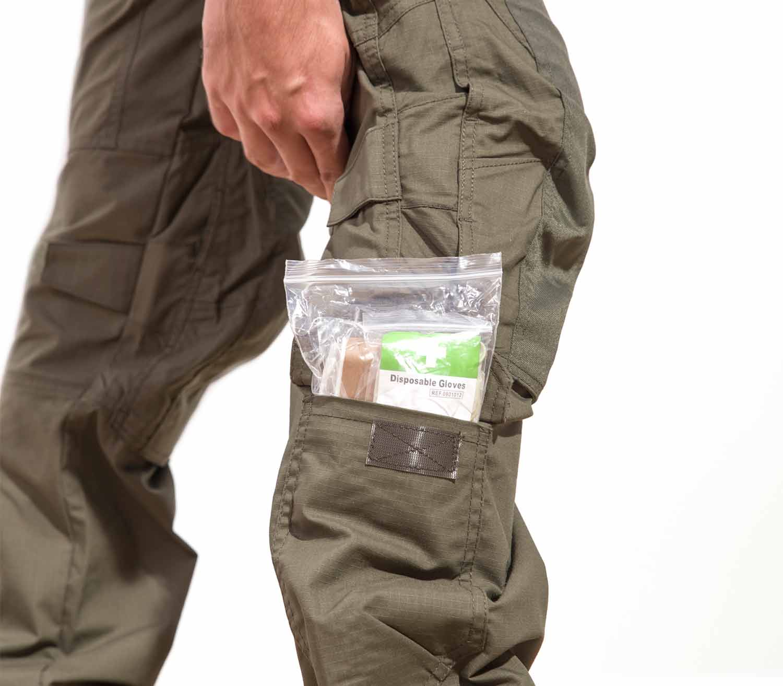 Pantalones Tacticos Pentagon Wolf bolsillo gemelo