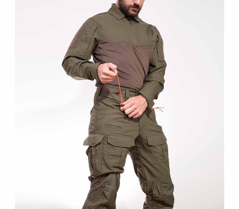 Pantalones Tacticos Pentagon Wolf cinta
