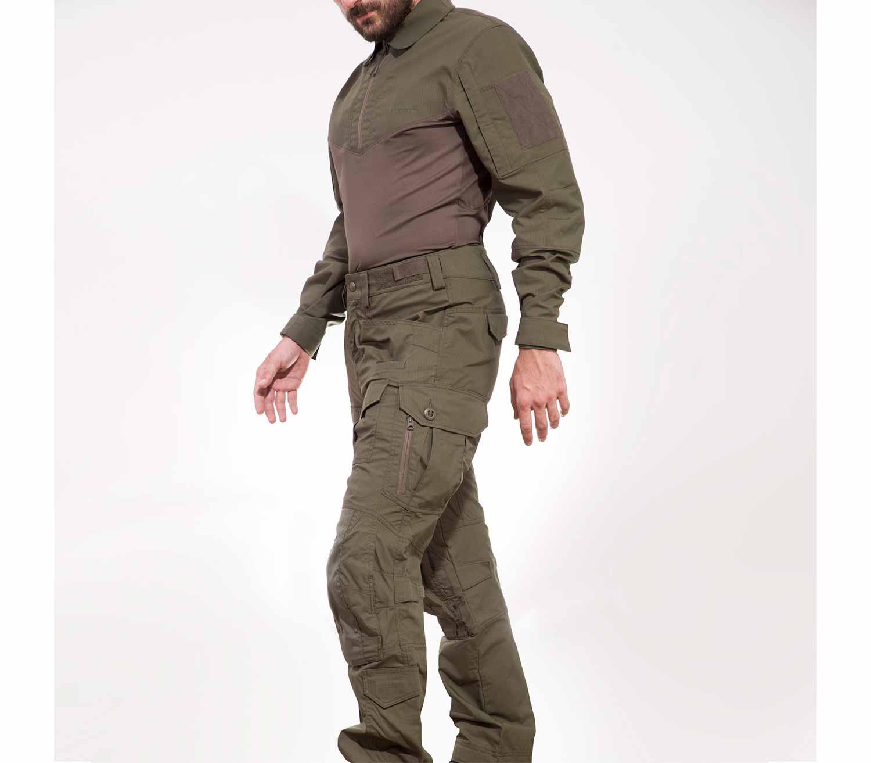Pantalones Tacticos Pentagon Wolf lateral