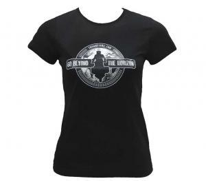Camiseta Go Beyond the Horizon – Mujer
