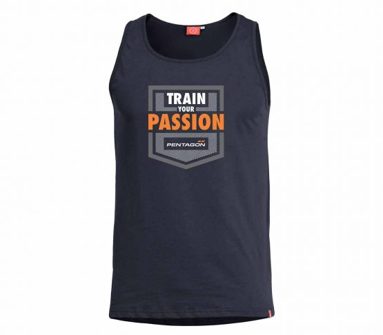 Camiseta Pentagon Astir Train Your Passion