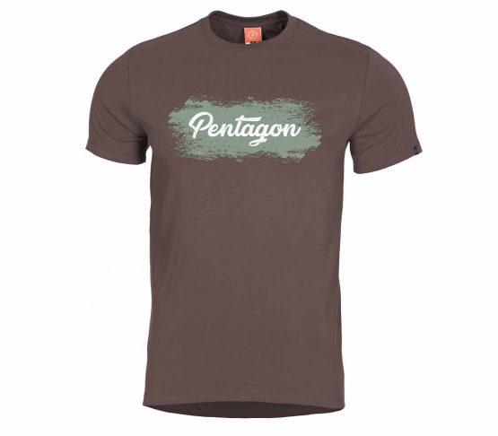 Camiseta Pentagon Grunge