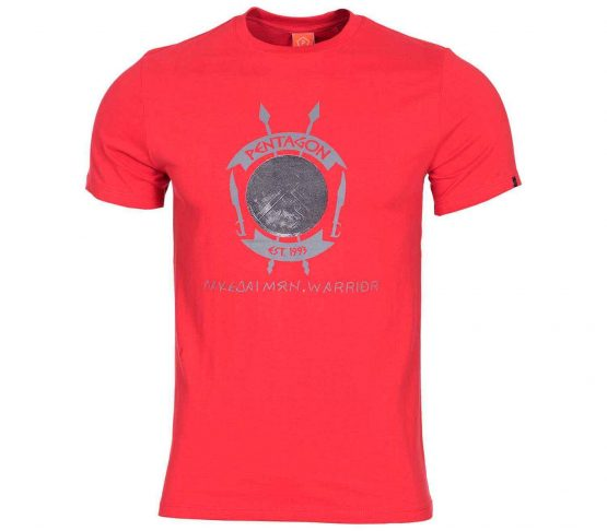 Camiseta Pentagon Lakedaimon Warrior