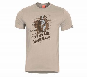 Camiseta Pentagon Spartan Warrior