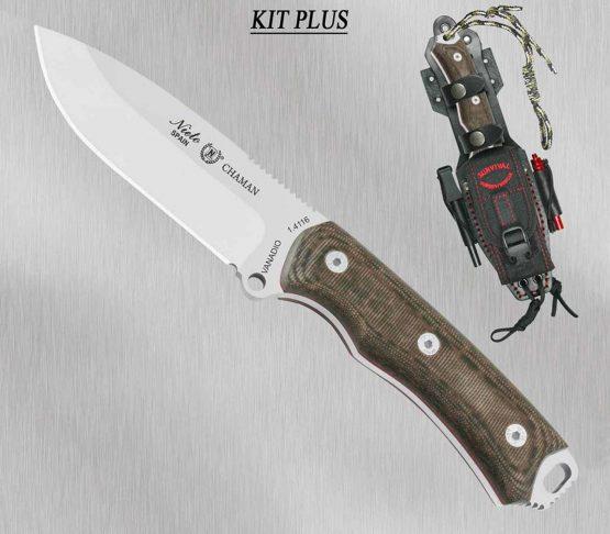 Cuchillo Nieto Chaman