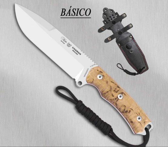 Cuchillo Nieto Chaman Macro