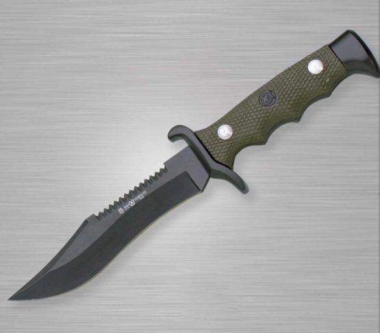 Cuchillo Nieto Combate