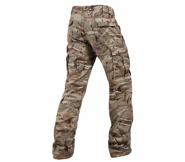 Pantalones Pentagon BDU 2.0 Camo Penta tras