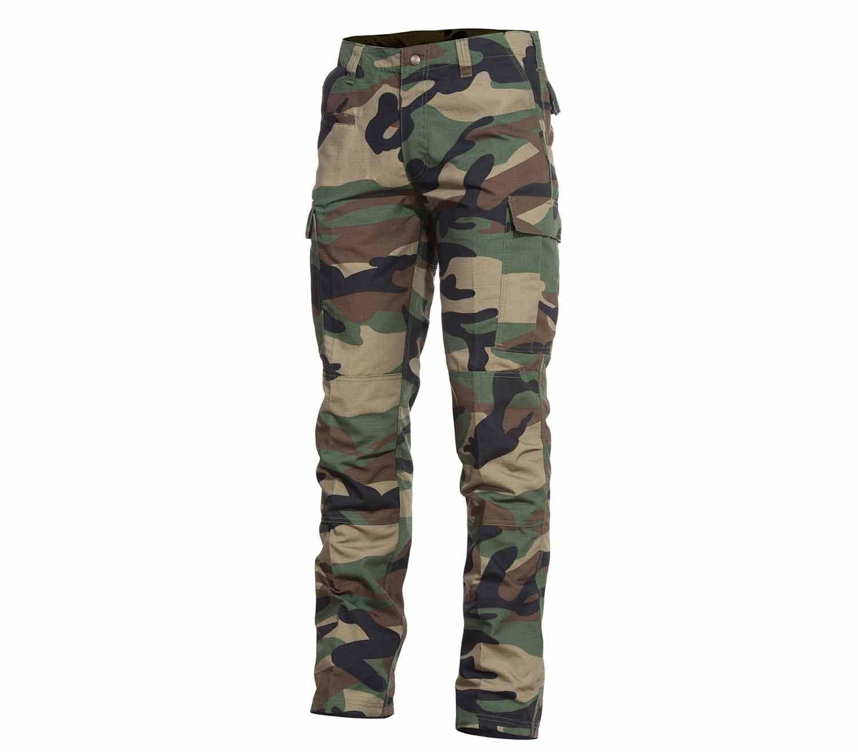 Pantalones Pentagon BDU 2.0 Camo Woodland
