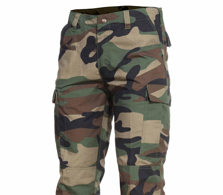 Pantalones Pentagon BDU 2.0 Camo front