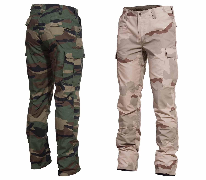 Pantalones Pentagon BDU 2.0 Camo par