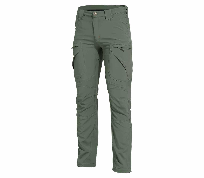 Pantalones Pentagon Hydra Verde Camo