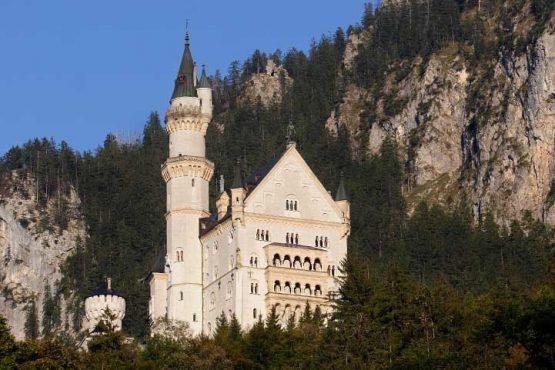 Castillo de Neuschwanstein 01