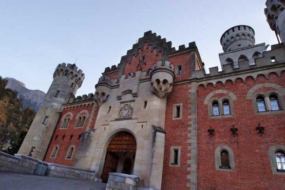 Castillo de Neuschwanstein 02