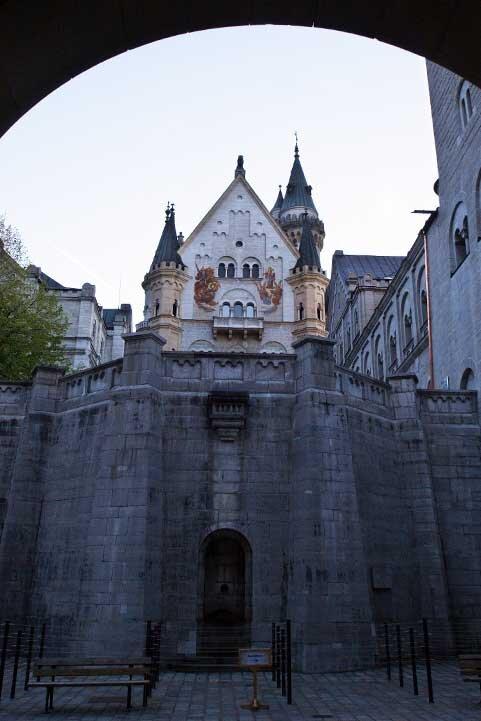 Castillo de Neuschwanstein 04