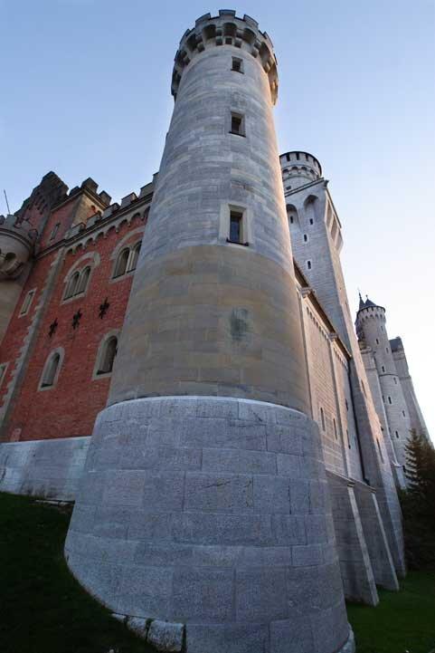 Castillo de Neuschwanstein 06