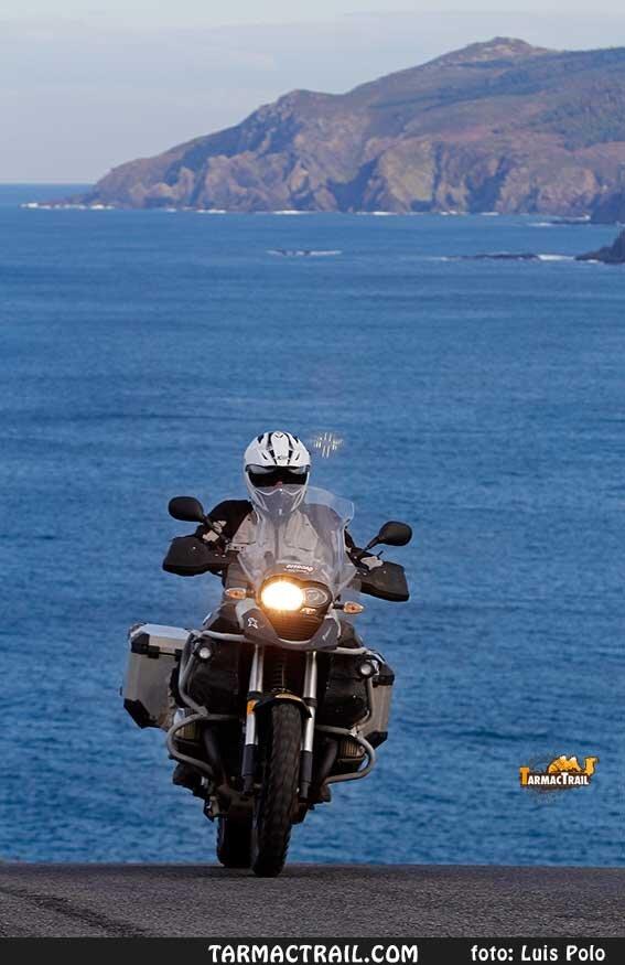 Motos Trail - BMW R1200GS - 062 07-01-2016