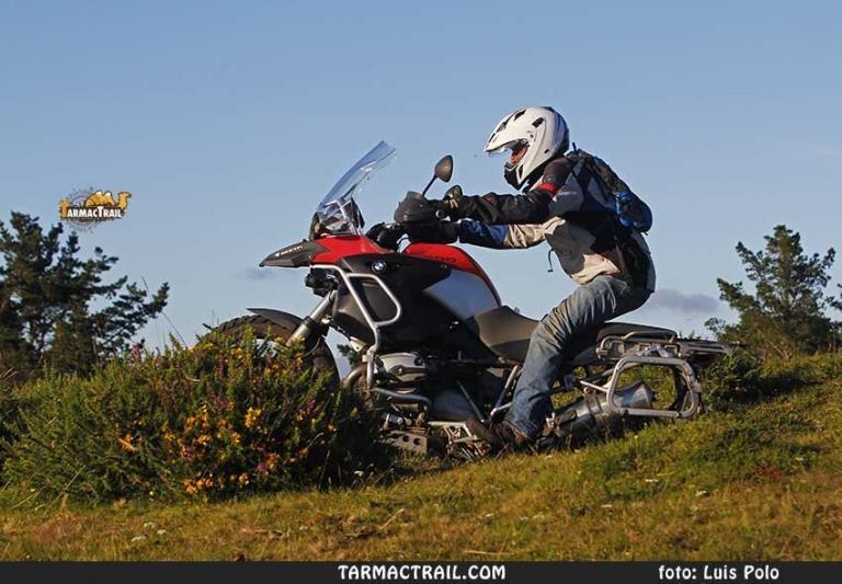 Motos Trail - BMW R1200GS - 093 18-08-2016