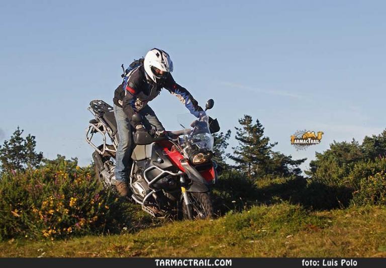 Motos Trail - BMW R1200GS - 098 22-09-2016