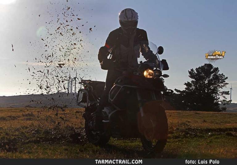 Motos Trail - BMW R1200GS - 099 29-09-2016