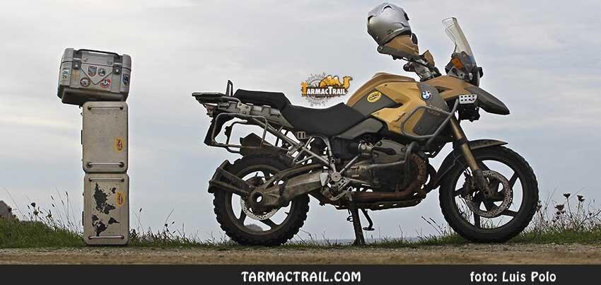 Motos Trail - BMW R1200GS - 100 06-10-2016