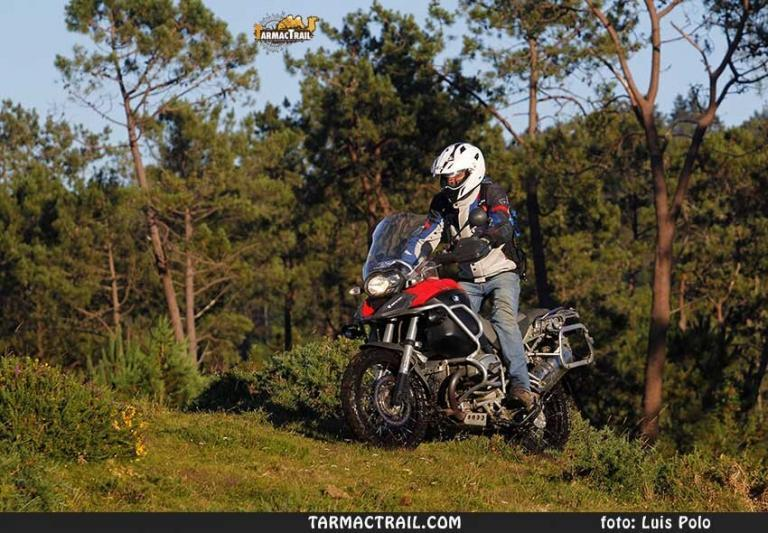 Motos Trail - BMW R1200GS - 124 23-03-2017