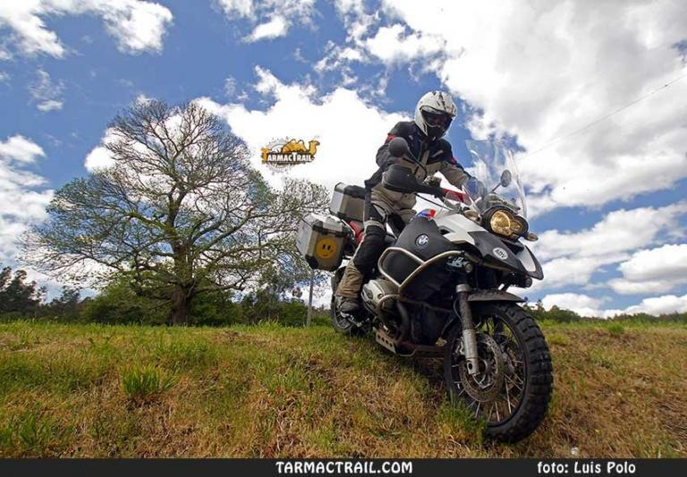 Motos Trail - BMW R1200GS - 136 15-06-2017