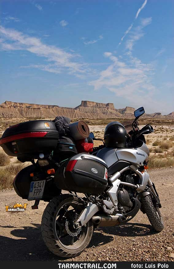 Motos Trail - Kawasaki Versys - 065 28-01-2016