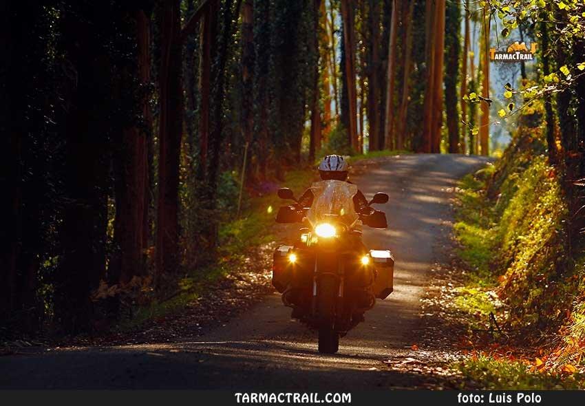 Motos Trail - La Foto del Jueves 061 31-12-2015