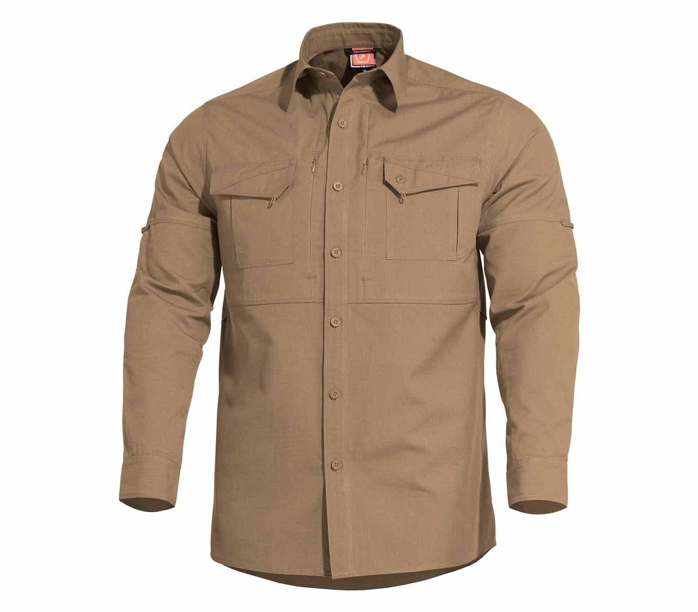 Camisa Pentagon Plato Coyote