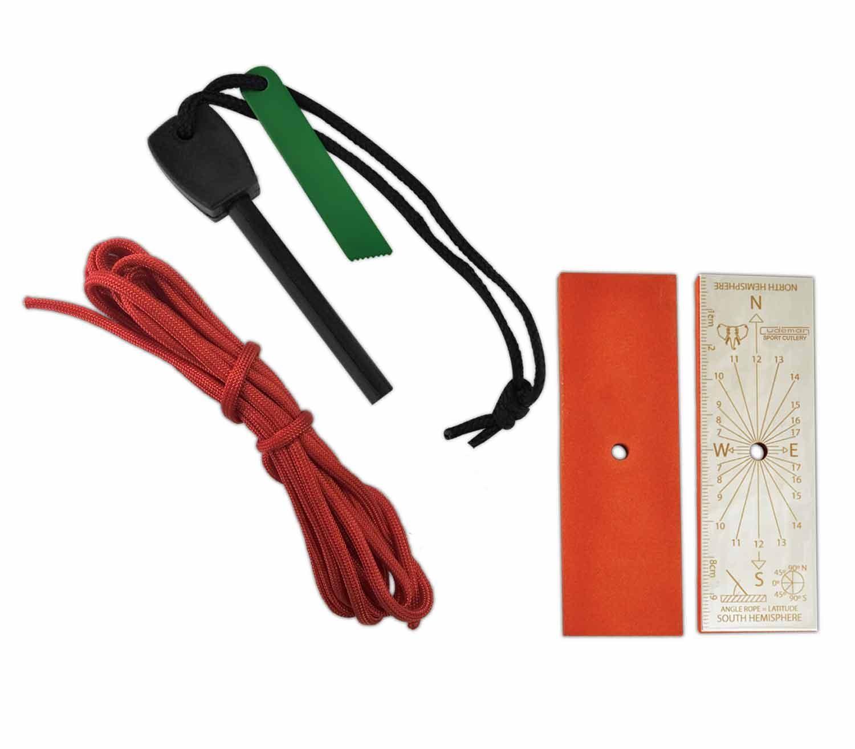 Cuchillo Cudeman MT-5 Kit Completo