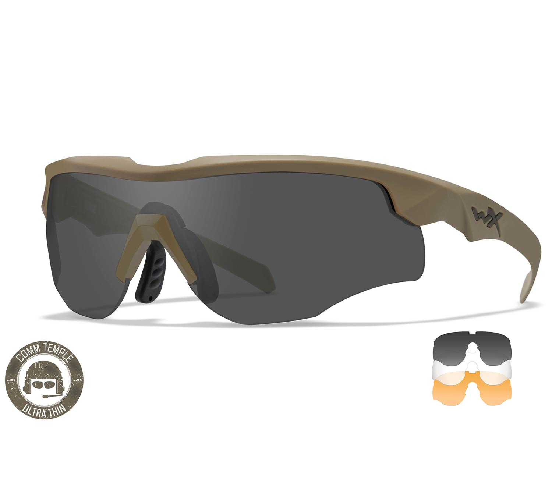 Gafas Wiley X Rogue COMM Bronze Smoke