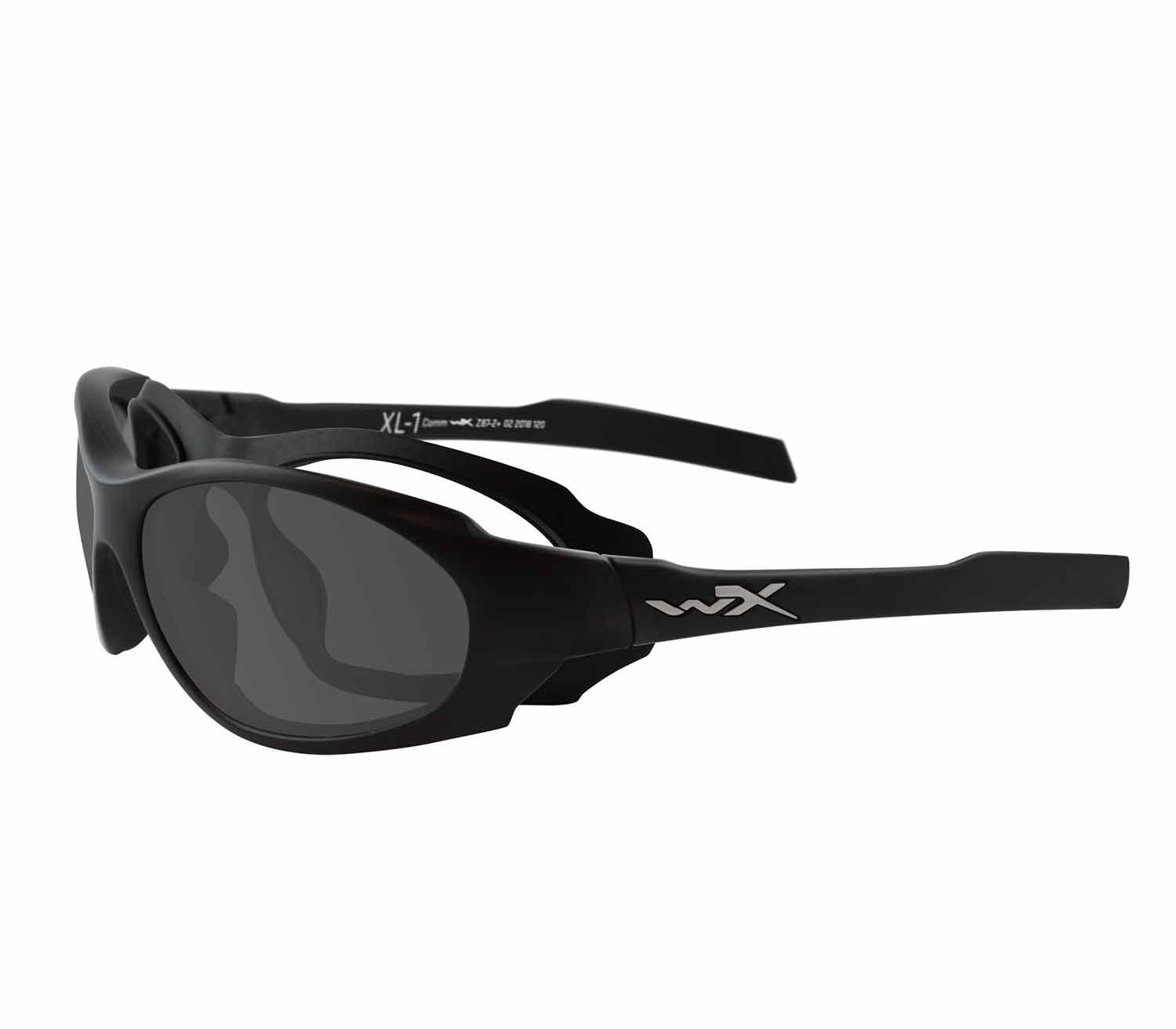 Gafas Wiley X XL-1 AD COMM lateral con junta