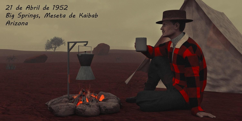 Meseta de Kaibab - Viaje al Gran Cañón. Capítulo 3