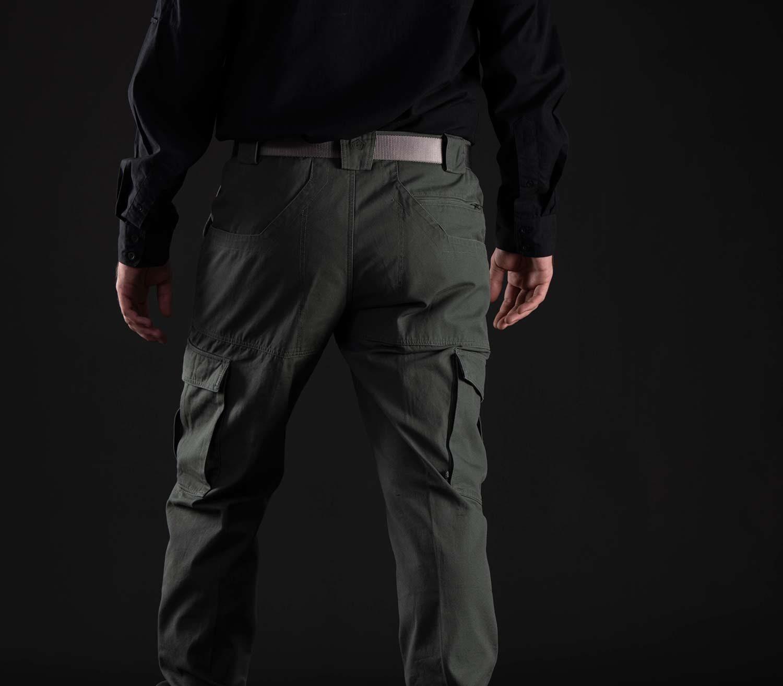 Pantalones Pentagon Elgon 3.0 bolsillos traseros