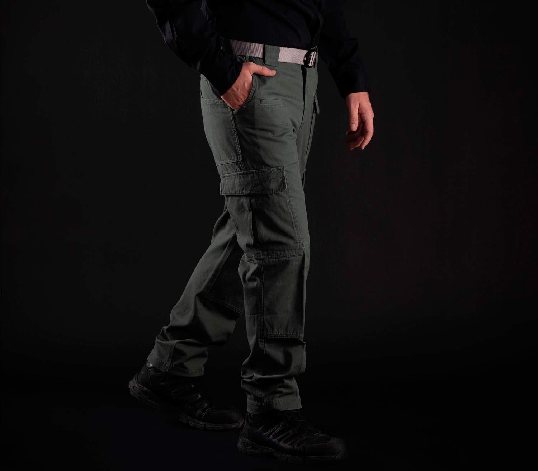 Pantalones Pentagon Elgon 3.0 lateral