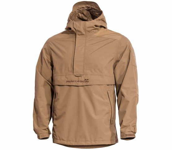 Anorak Impermeable Pentagon Ydor Coyote