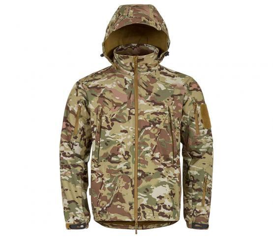 Cazadora Highlander Tactical Camo