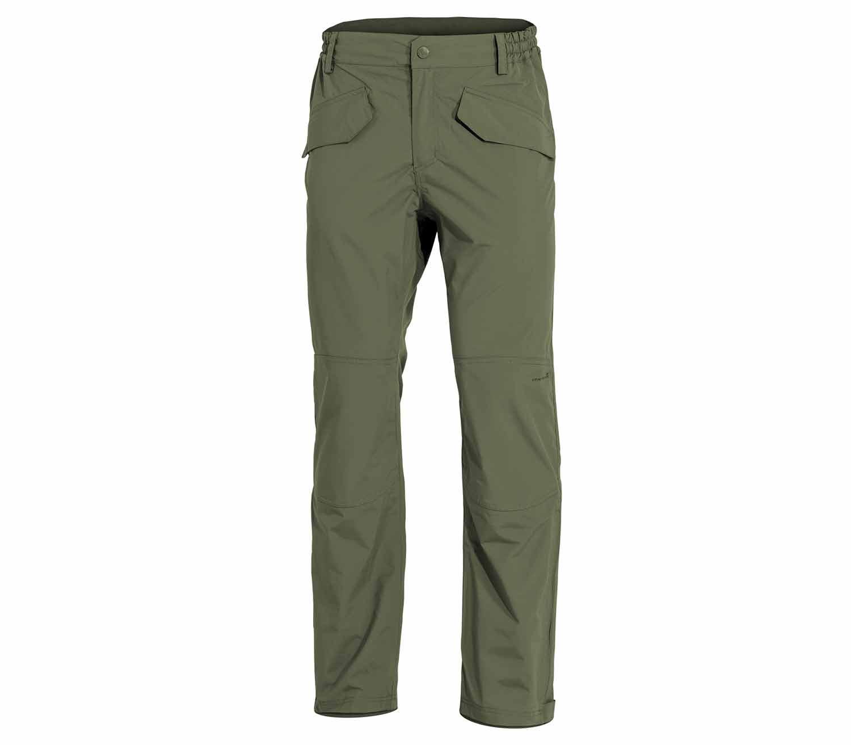 Pantalones Impermeables Pentagon Ydor Verde Camo