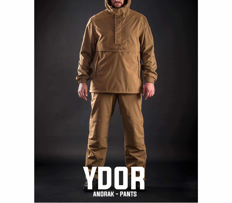 Pantalones Impermeables Pentagon Ydor con cazadora