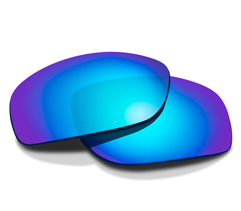 Lentes Blue Mirror Polarizadas para WX Kingpin