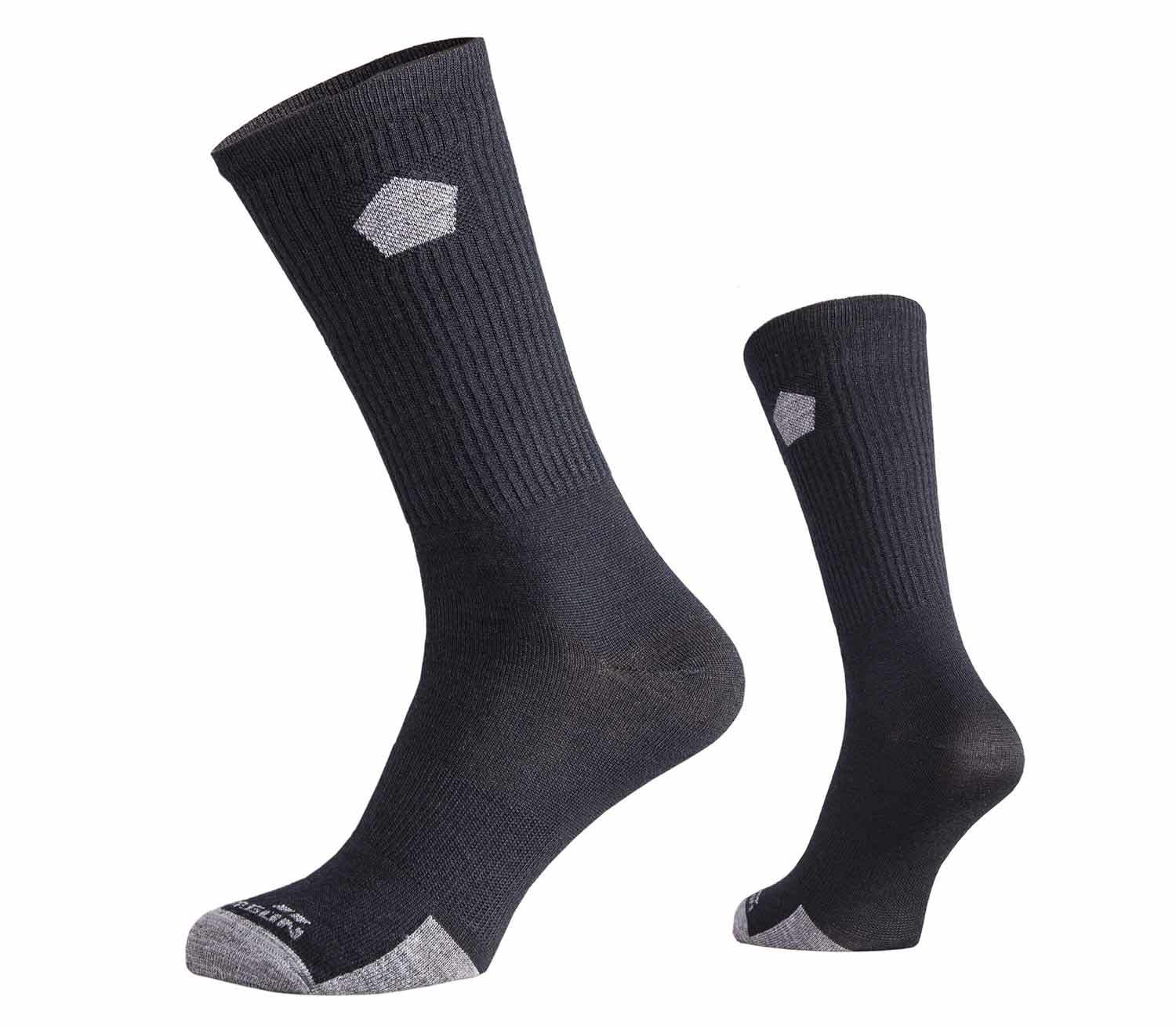 Calcetines Pentagon Alpine Merino Light Negro