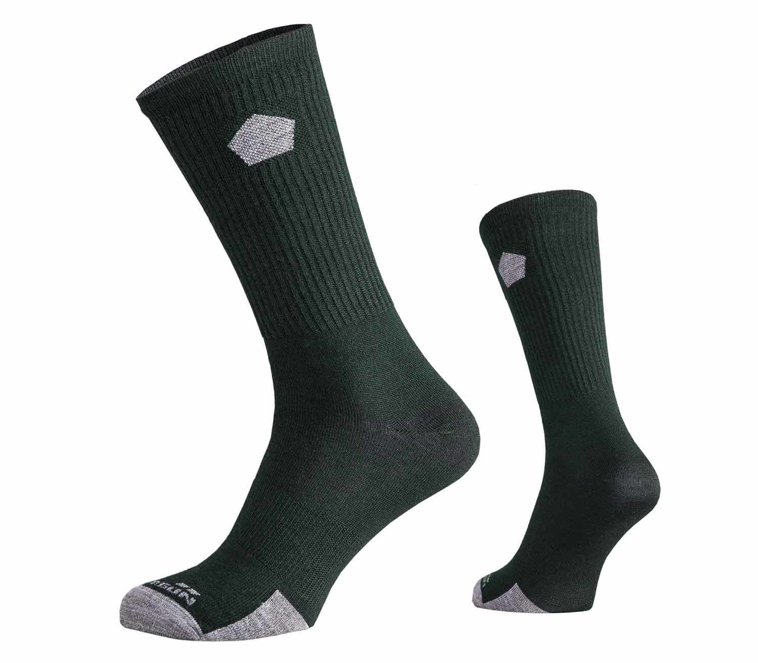 Calcetines Pentagon Alpine Merino Light Oliva