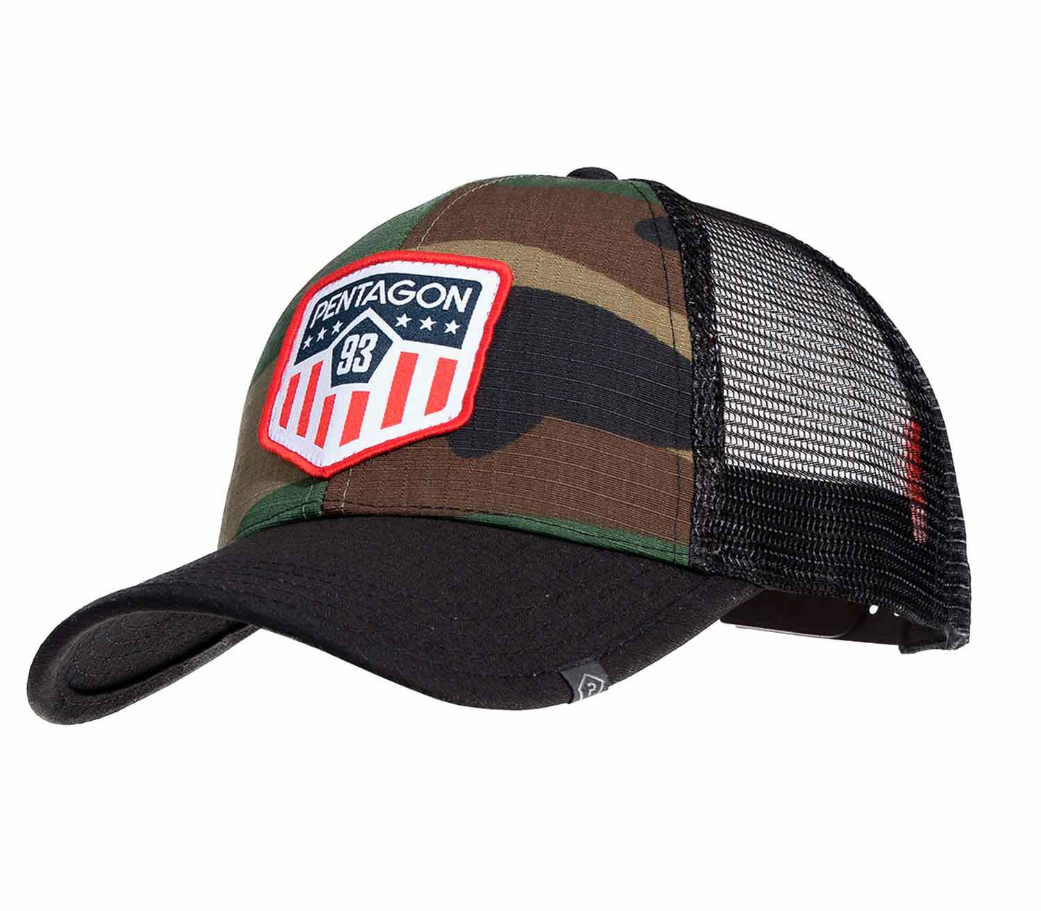 Gorra Pentagon Era US Woodland