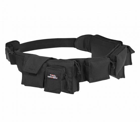 Cinturón de Equipo Tac Maven Super Belt negro