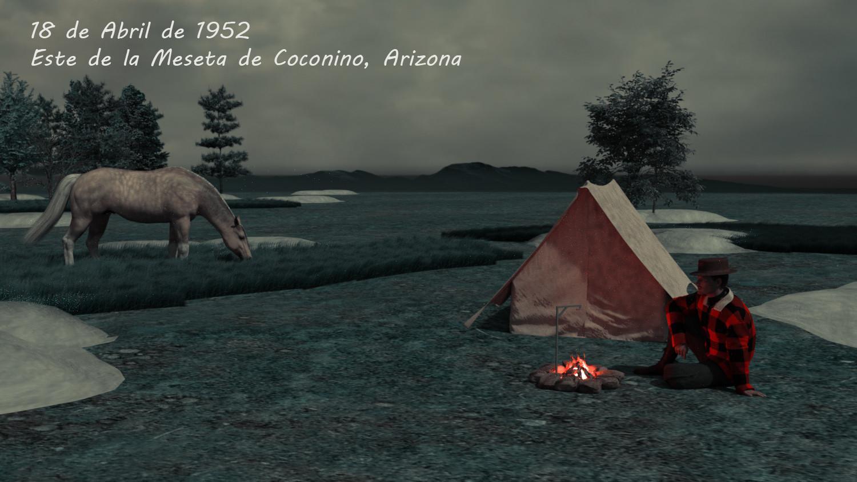 Meseta de Coconino - Viaje al Gran Cañón. Capítulo 2