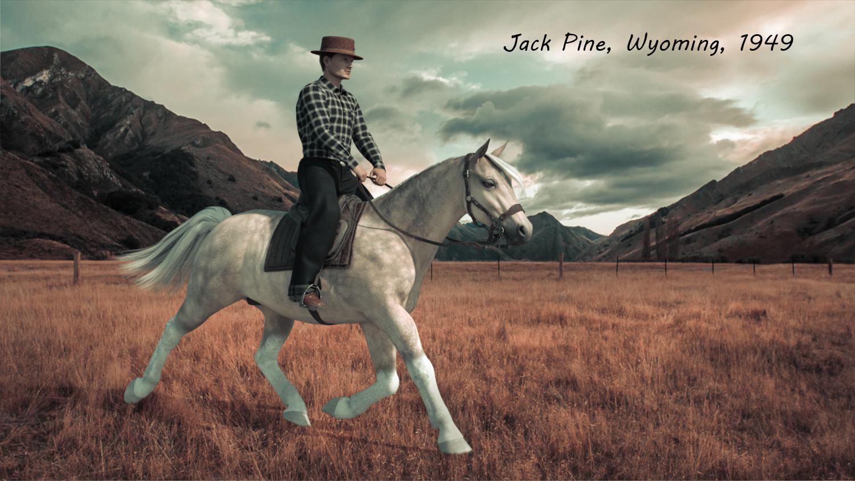 Ricardo-con-Margaret-en-Jack-Pine-Viaje-al-Gran-Cañón.-Capítulo-1-1