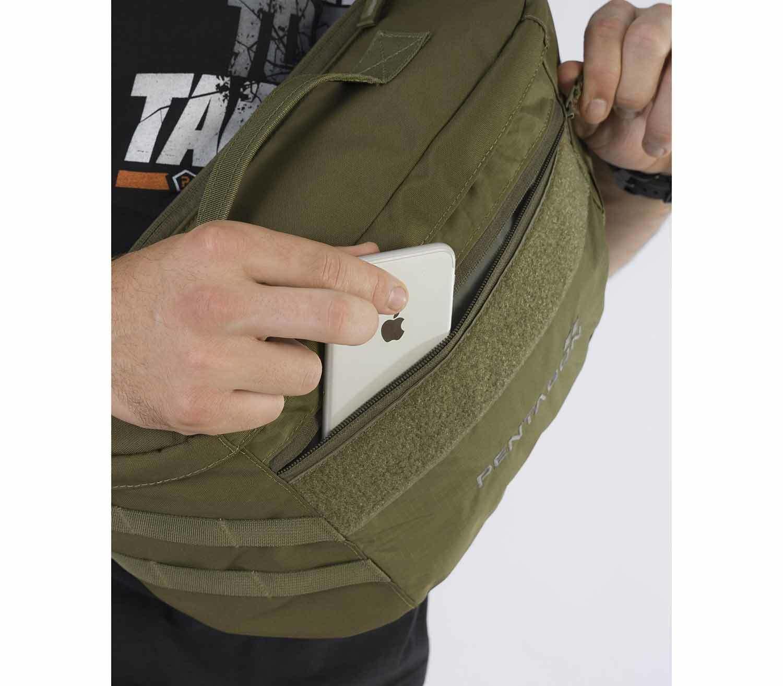 Bolsa Pentagon Telamon bolsillo exterior